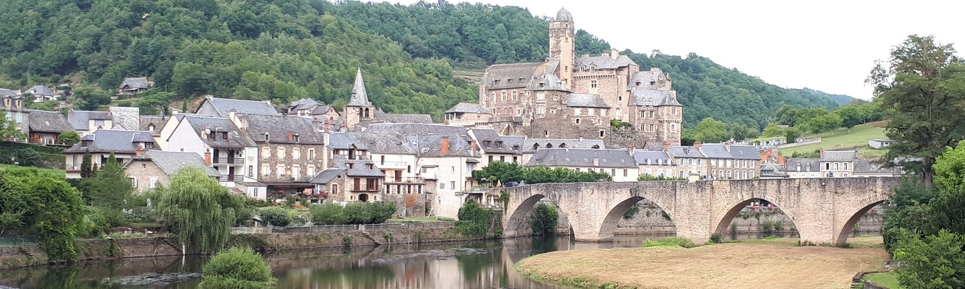Estaing, Comtal Lot et Truyère, Occitanie, France