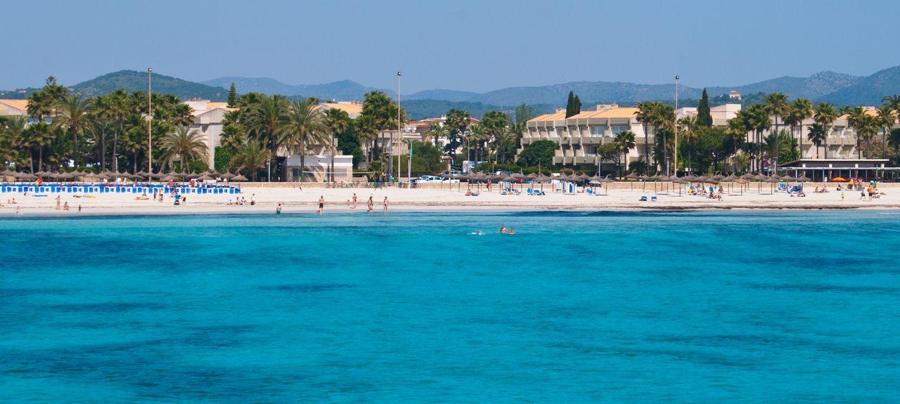 Sa Coma, Llevant, Balearic Islands, Spain