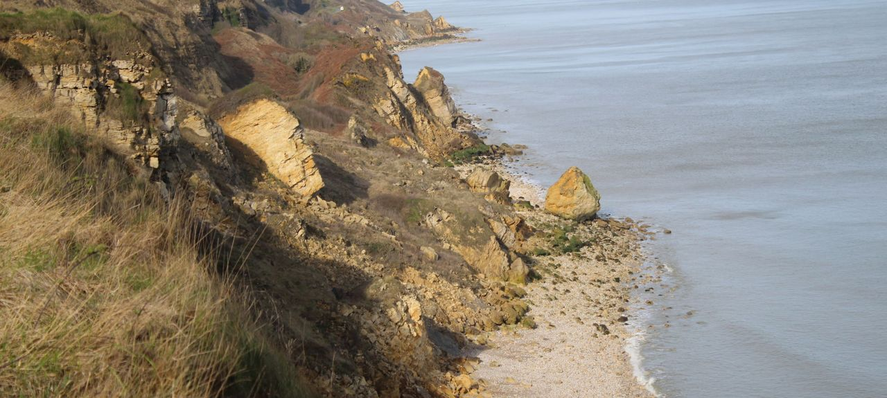 Lieu historique Juno Beach, Graye-sur-Mer, Normandie, France