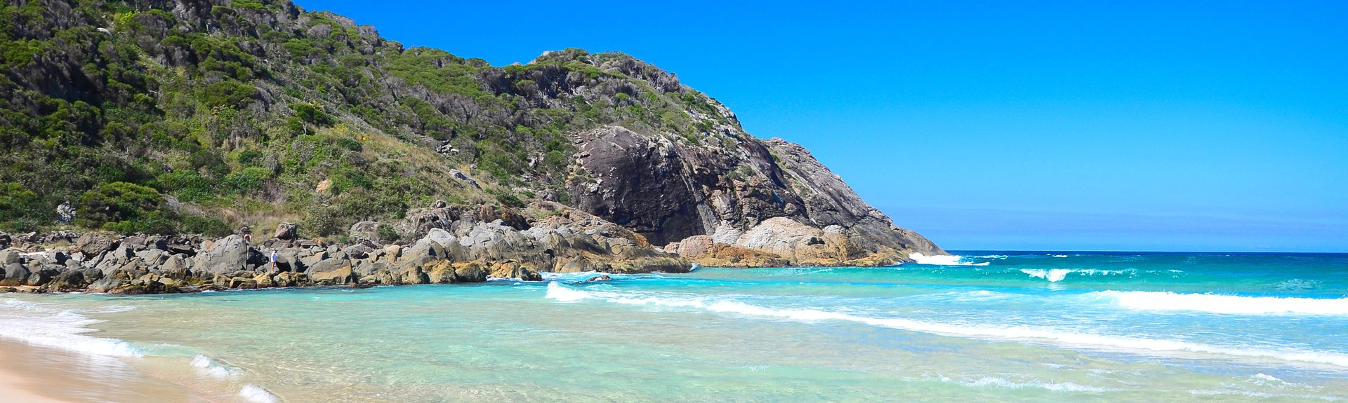 Boomerang Beach, New South Wales, Australië