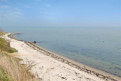 Hejlsminde Strand, Hejls, Syddanmark, Danimarca