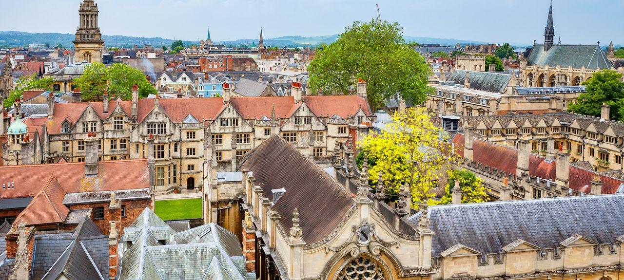 Oxfordshire (graafschap), Engeland, Verenigd Koninkrijk