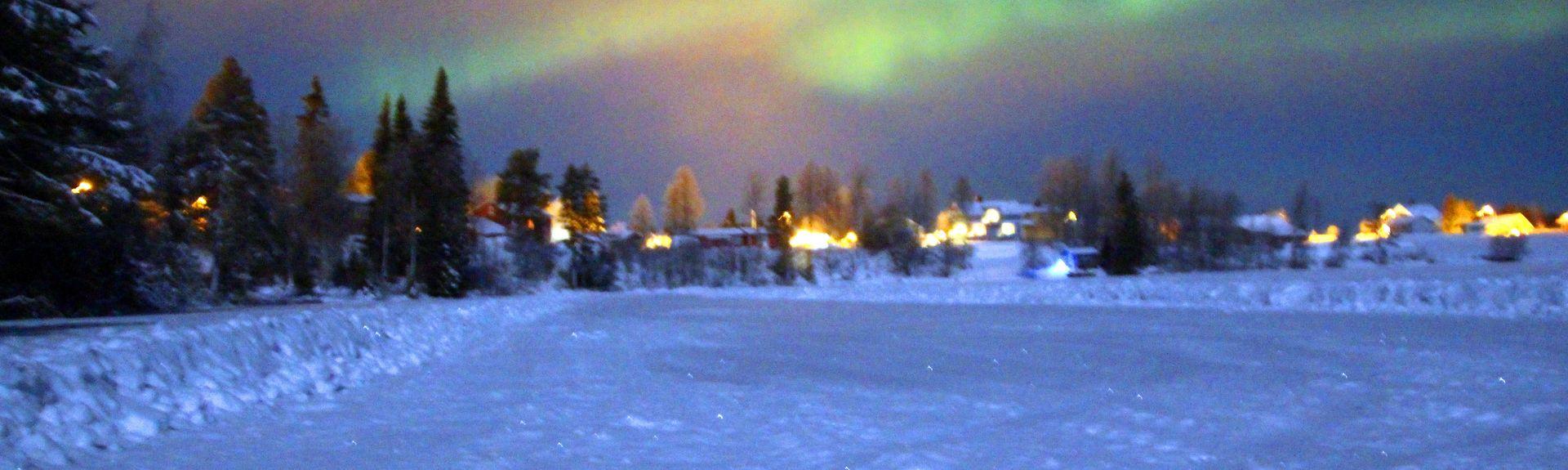 Condado de Norrbotten, Suécia