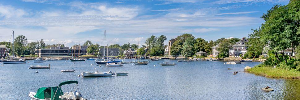 Falmouth, Massachusetts, Forente Stater