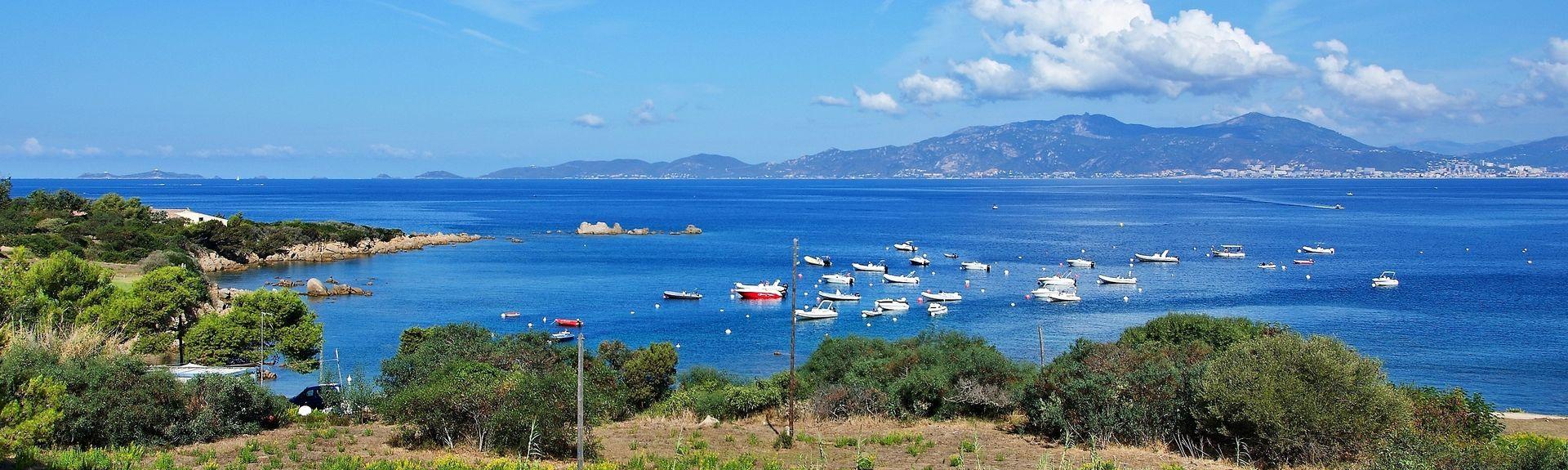 Portigliolo, Coti-Chiavari, Korsika, Frankreich