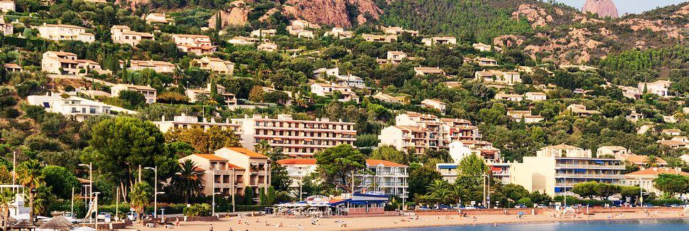 Agay, Saint-Raphael, Provence-Alpes-Côte d'Azur, Frankrike