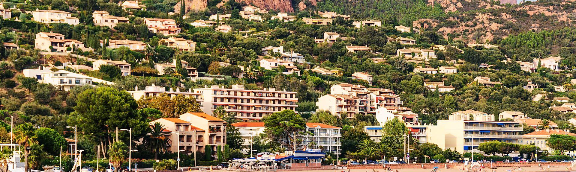 Agay, Saint-Raphaël, Provence-Alpes-Côte d'Azur, France