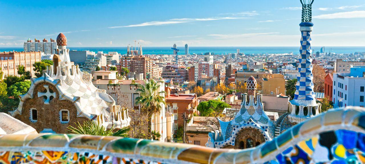 Barcelona, Catalonien, Spanien