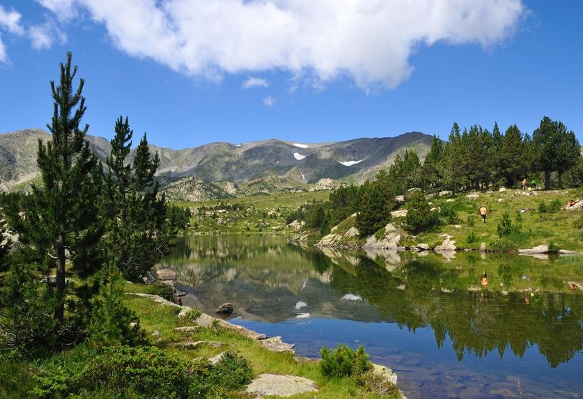Font-Romeu-Odeillo-Via, Occitanie, France