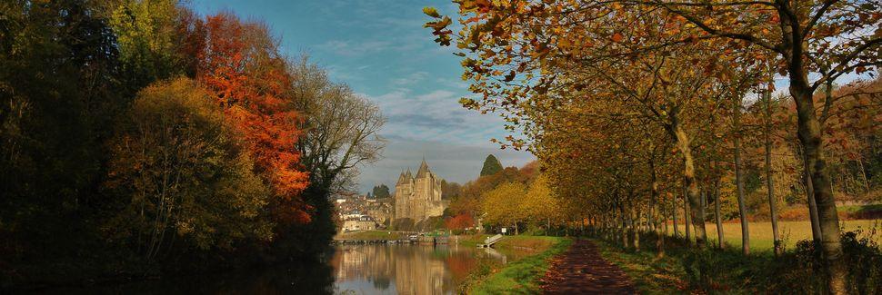 Mauron, France