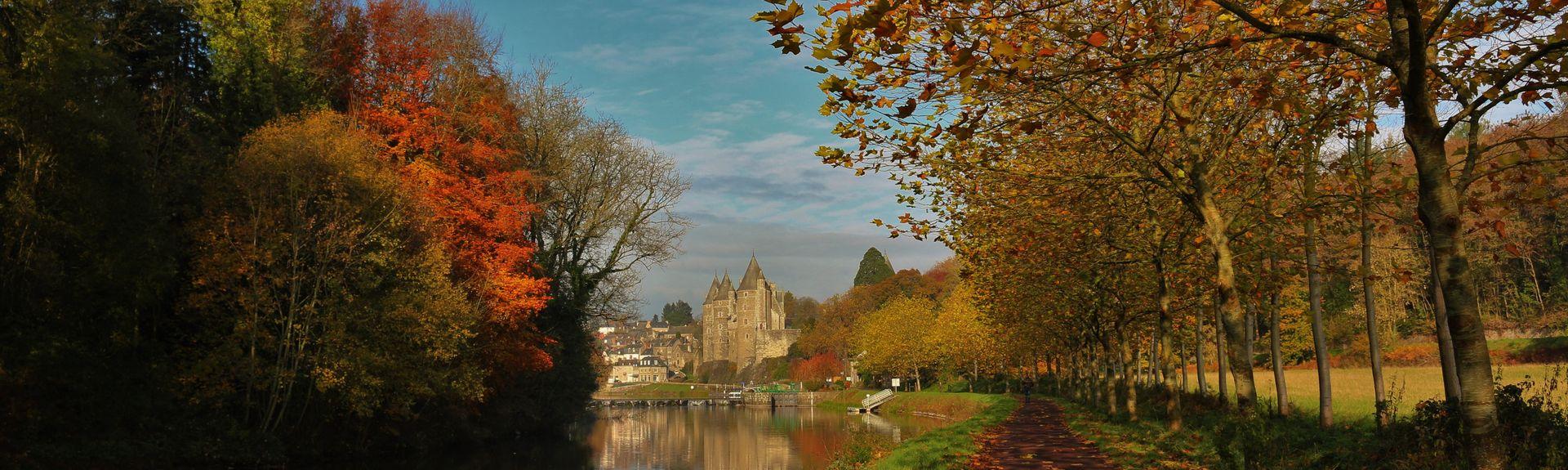 Neant-sur-Yvel, Morbihan, France
