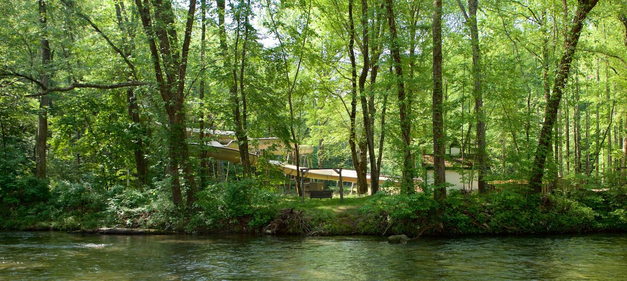 pet with cabin pool on rentals friendly the startg helen private river cabins ga