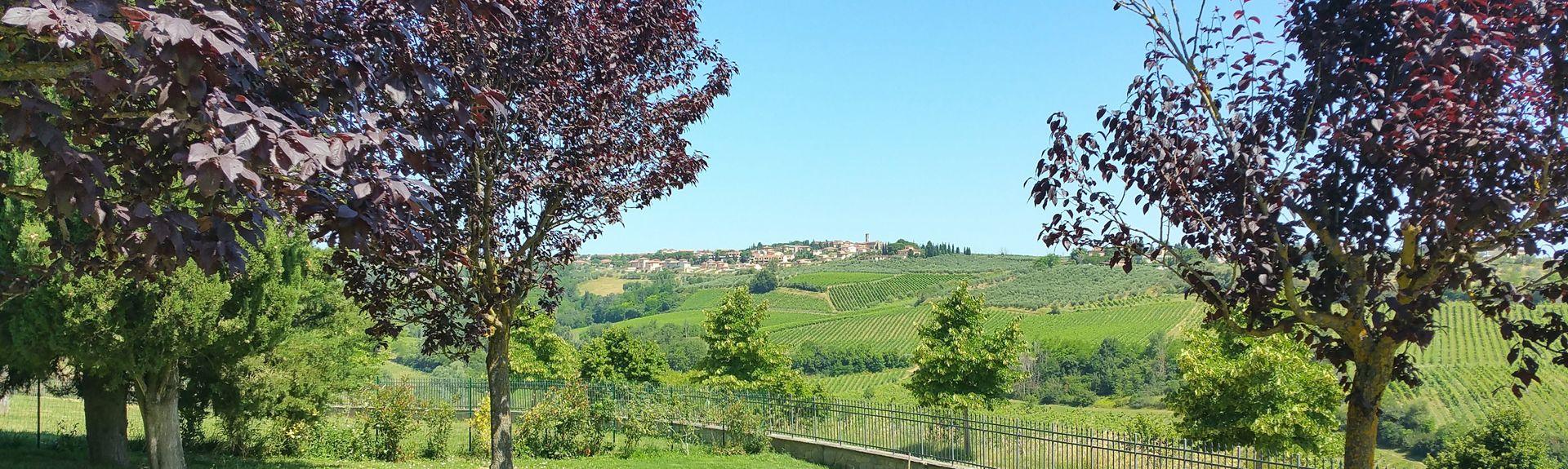 Castellina In Chianti, Τοσκάνη, Ιταλία
