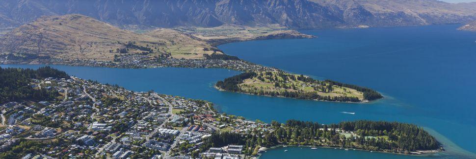 Queenstown, Queenstown Lakes, Otago, New Zealand