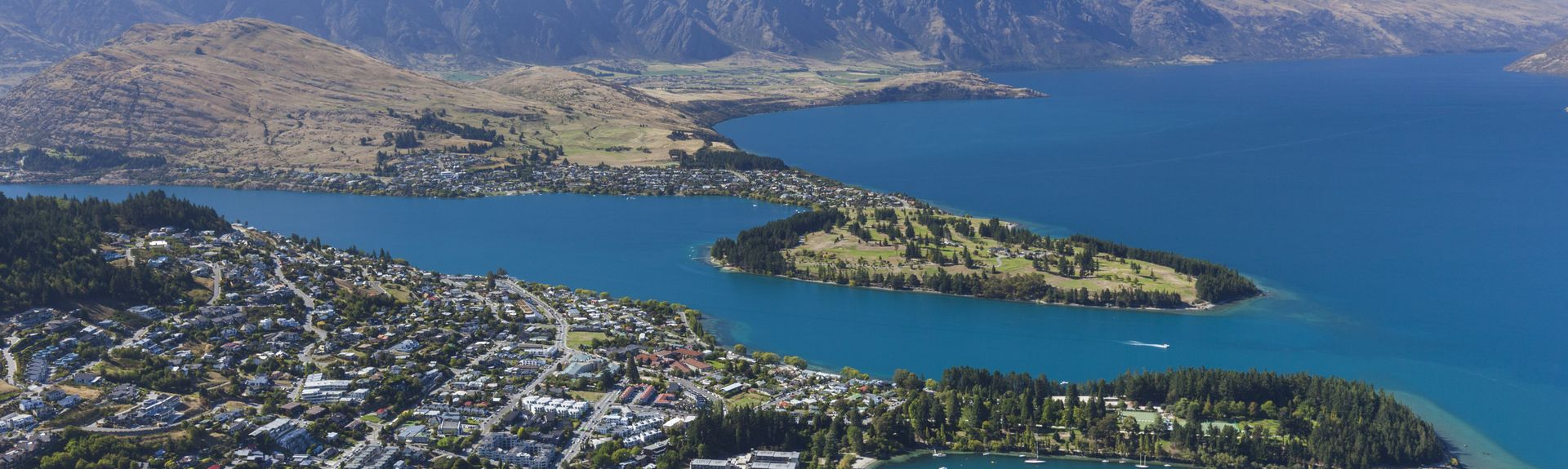 Queenstown, Queenstown Lakes, Otago, New Zealand