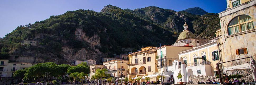 Maiori, Campanie, Italie