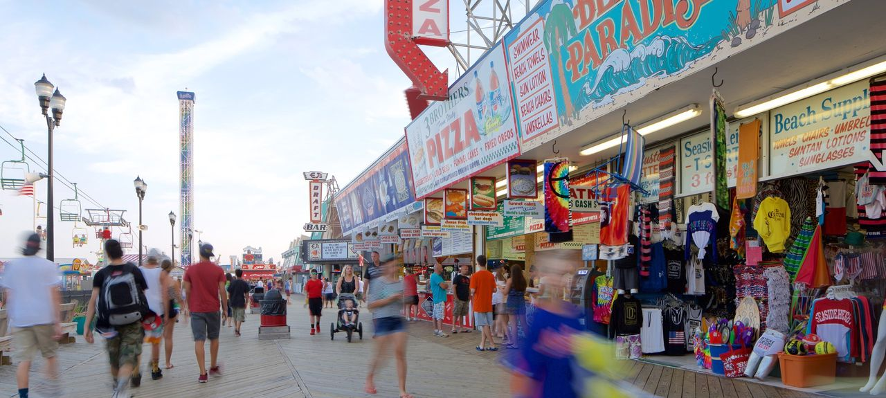 Seaside Heights, NJ, USA
