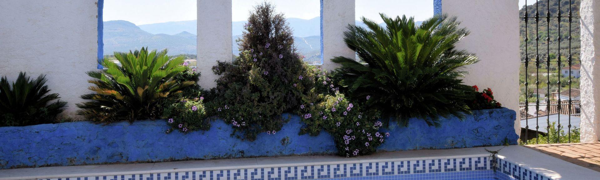 Almedinilla, Andalousie, Espagne