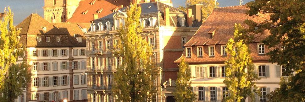 Neudorf Ouest, Straßburg, Grand Est, Frankreich