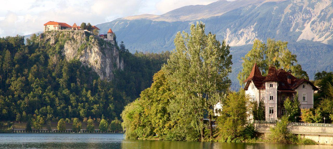 Bled, Radovljica, Σλοβενία