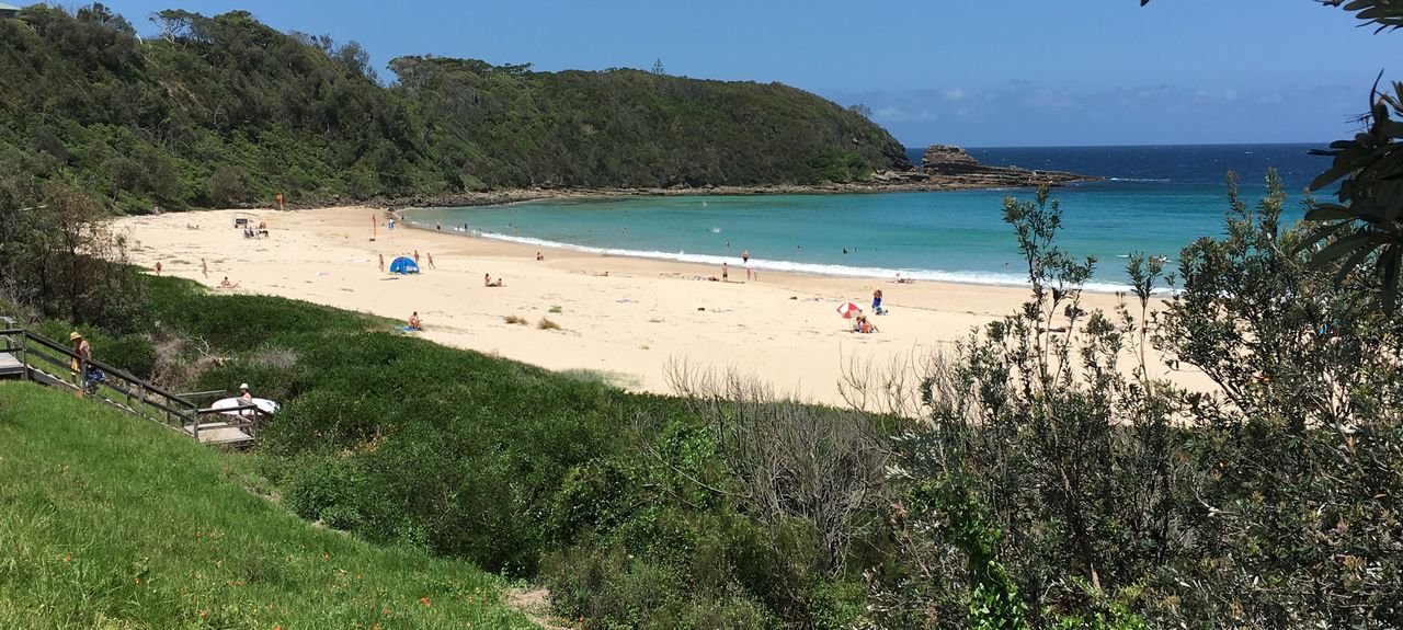 Mollymook, New South Wales, Australien