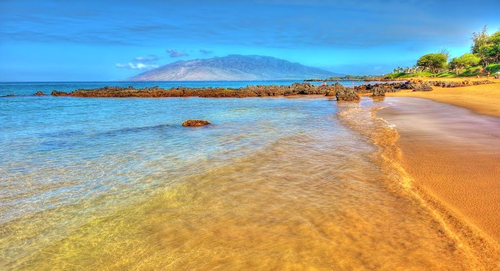 Haleakala Shores, Kihei, HI, USA