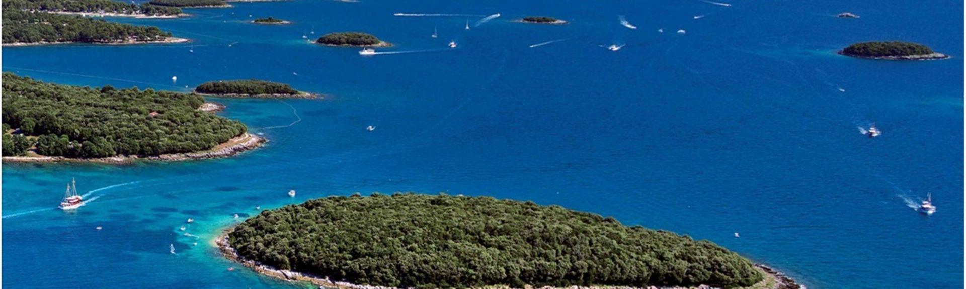 Umag Beach, Umag, Croatia