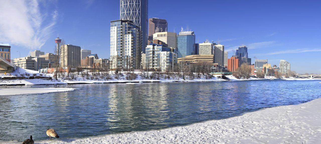 Downtown, Calgary, AB, Canada