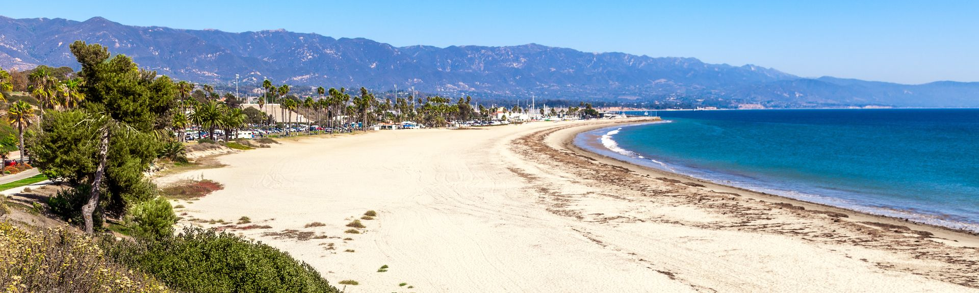 East Beach, Santa Barbara, CA, USA