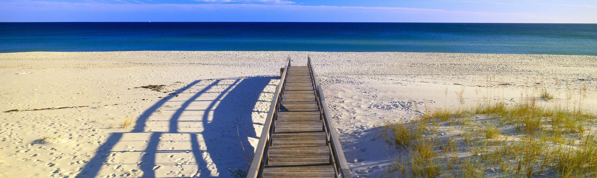 Île Santa Rosa, Floride, États-Unis d'Amérique