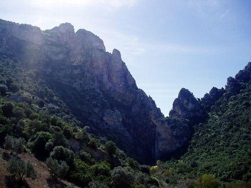 Algámitas, Andalusië, Spanje