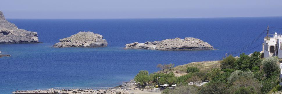 Psinthos, Isole egee, Grecia