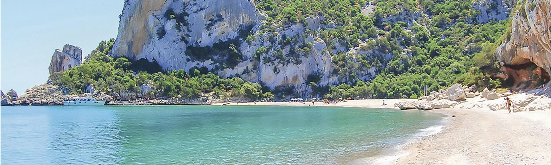 Cala Gonone, Dorgali, Sardinia, Italy