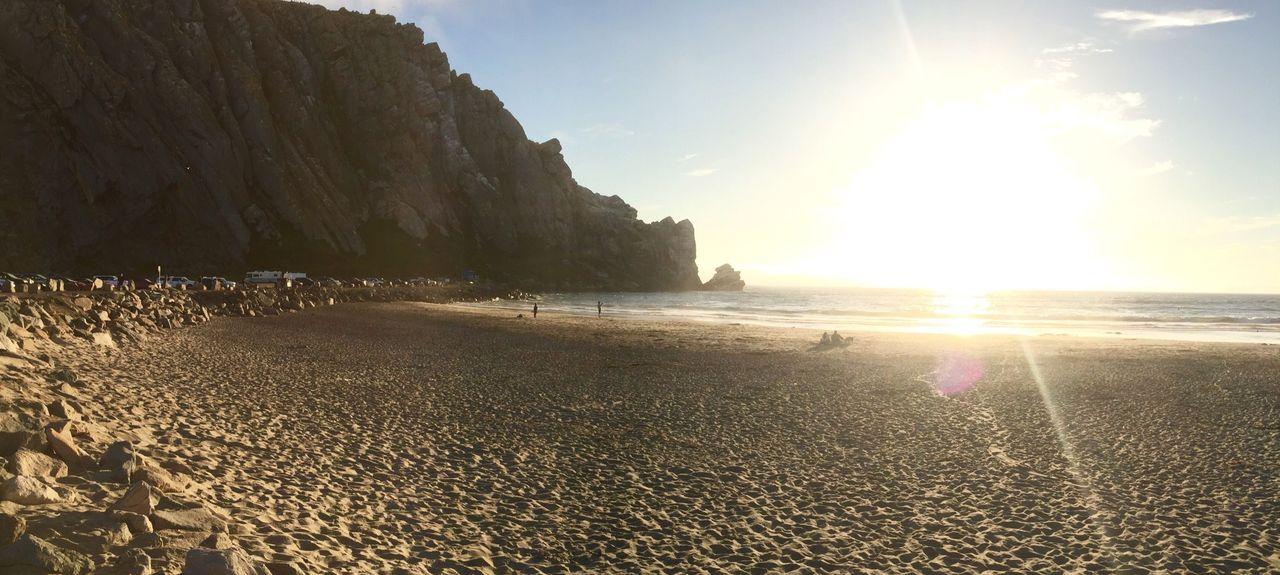 Morro Rock, Morro Bay, California, United States