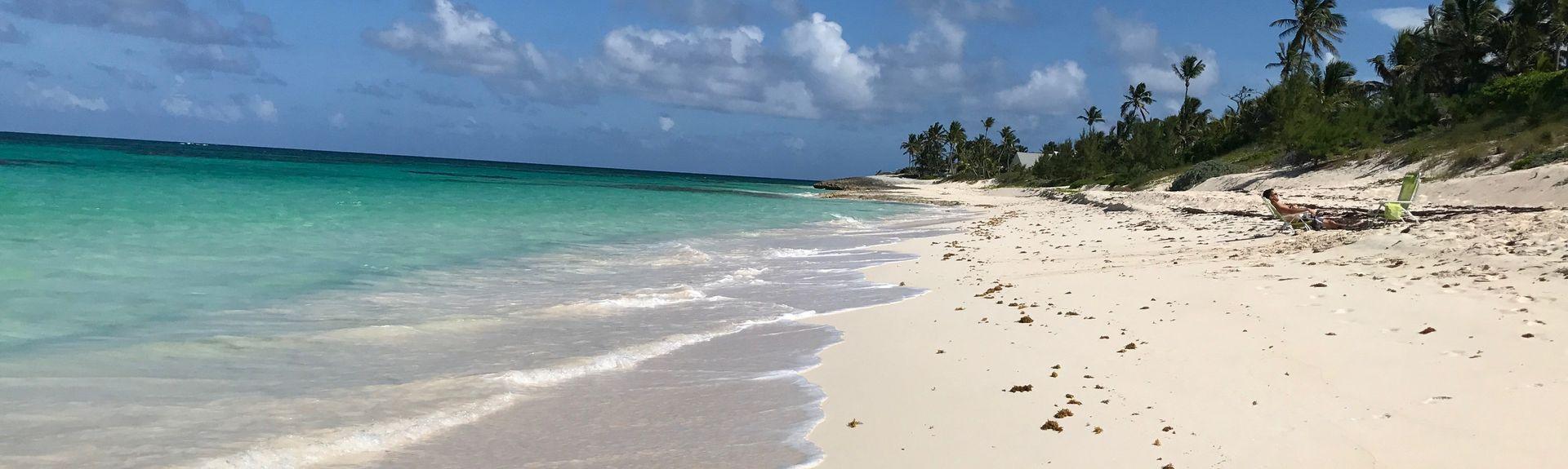 Tilloo Cay, Bahamas