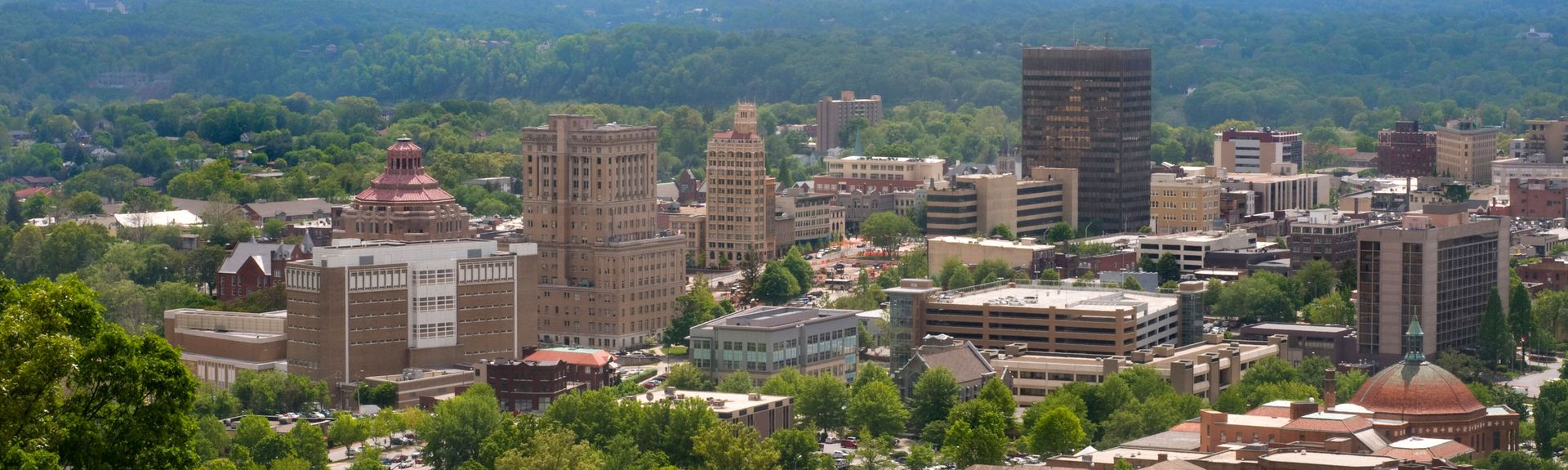 Downtown Asheville, Asheville, North Carolina, United States of America