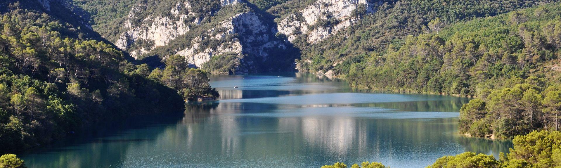Sainte-Tulle, Alpes-de-Haute-Provence (department), France