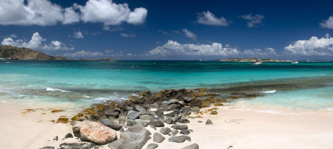 Saint Martin, island