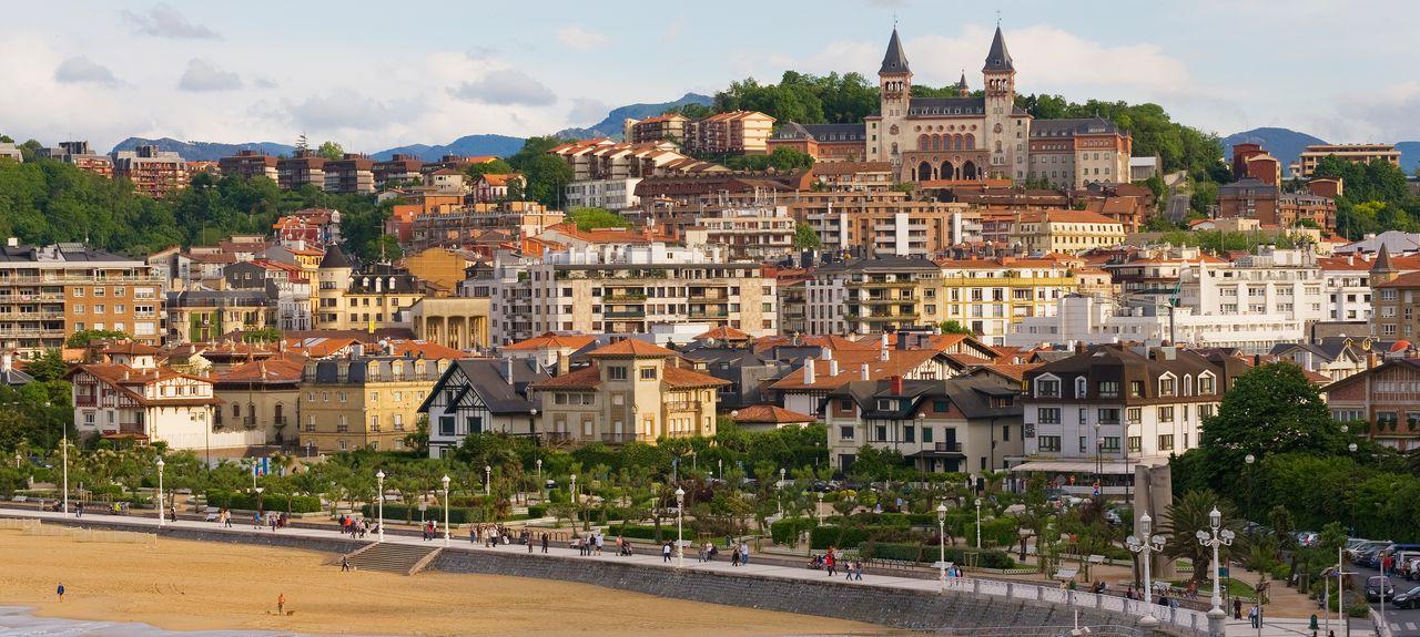 San Sebastián, Gipuzkoa, Spain