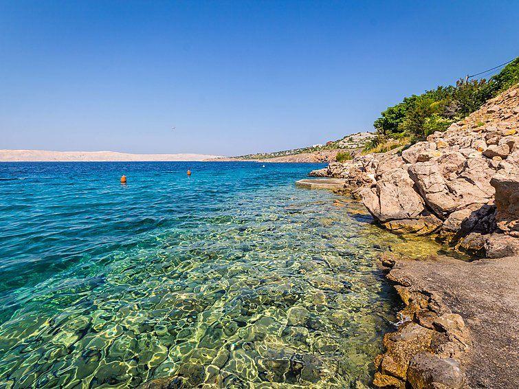 Ribarica, Karlobag, Lika-Senjs län, Kroatien