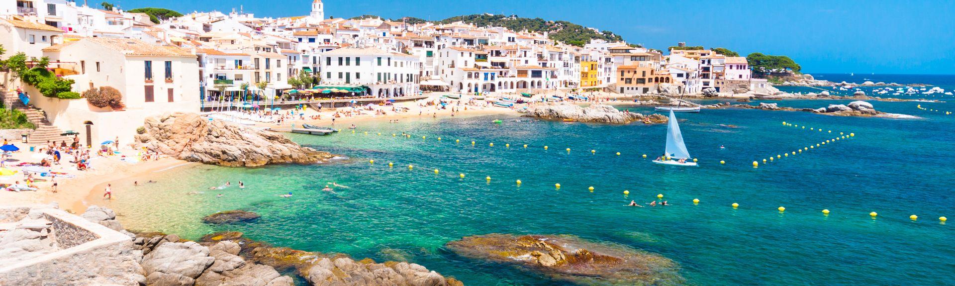 Calella de Palafrugell, Province of Girona, Spain