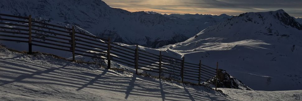 Les Arcs 1600, Bourg-Saint-Maurice, France