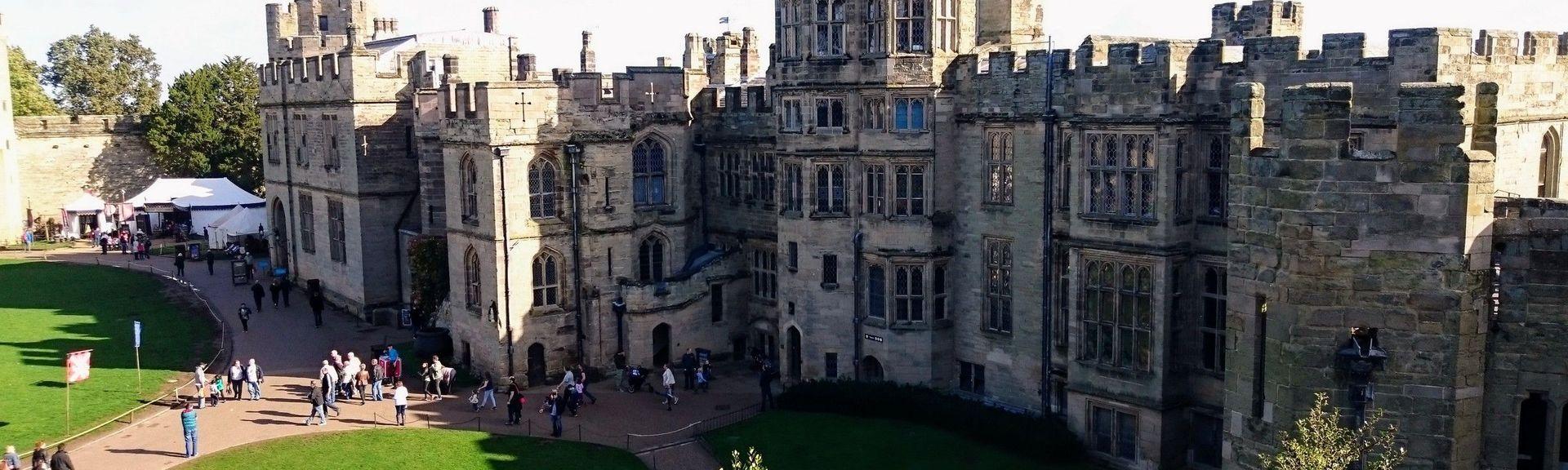 Warwick Castle, Warwick, England, United Kingdom
