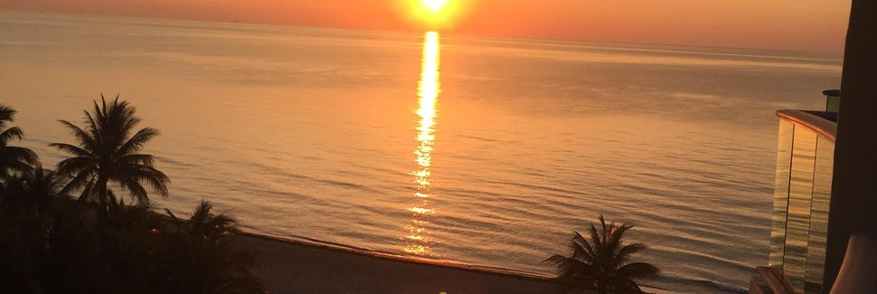 Fort Lauderdale Beach Park, Fort Lauderdale, Flórida, Estados Unidos