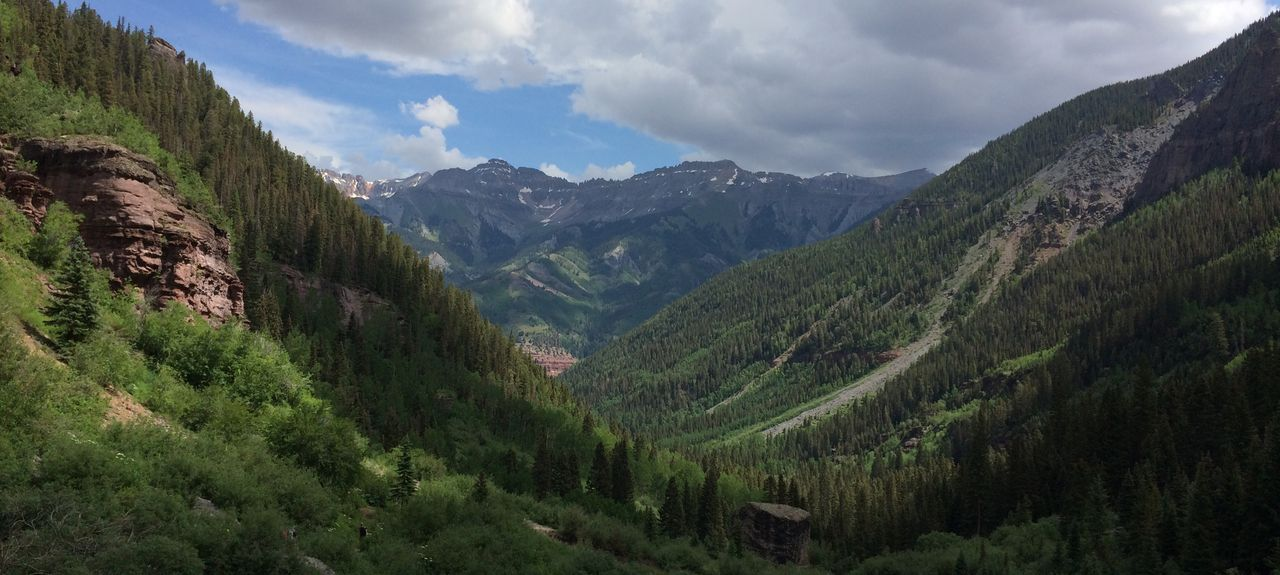 Riverside, Telluride, CO, USA