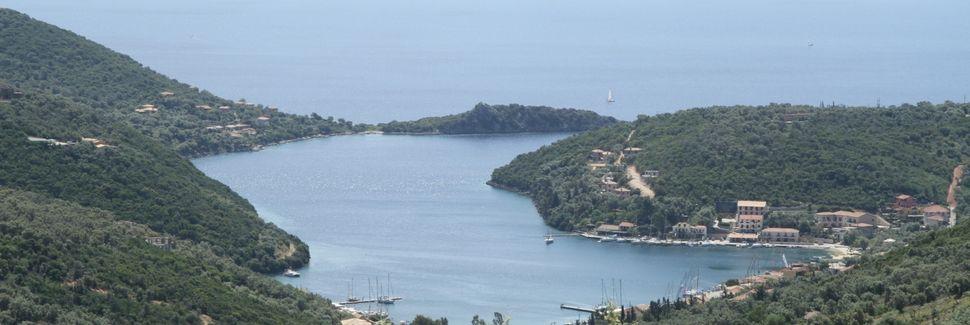 Λιμάνι του Φισκάρδου, Έρισος, Πελοπόννησος, Ελλάδα