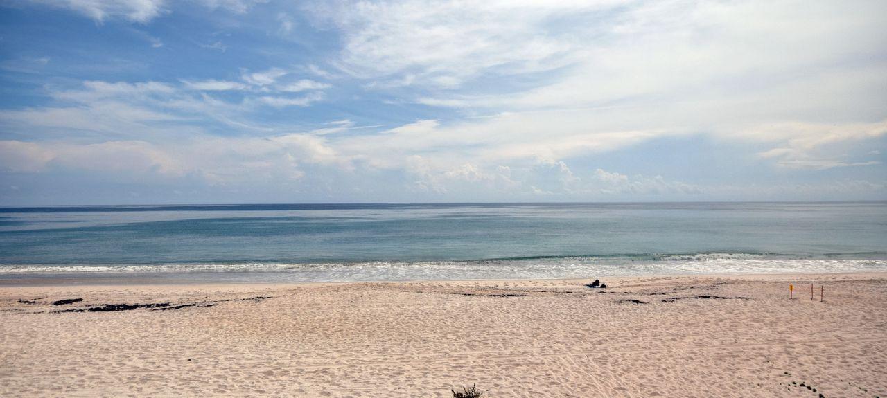Central Beach, Vero Beach, Floride, États-Unis d'Amérique