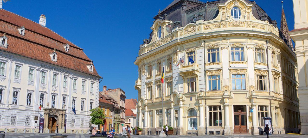 Sibiu, District Sibiu, Roemenië