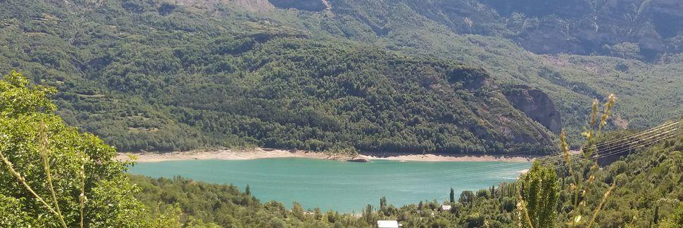 La Sotonera, Aragonien, Spanien