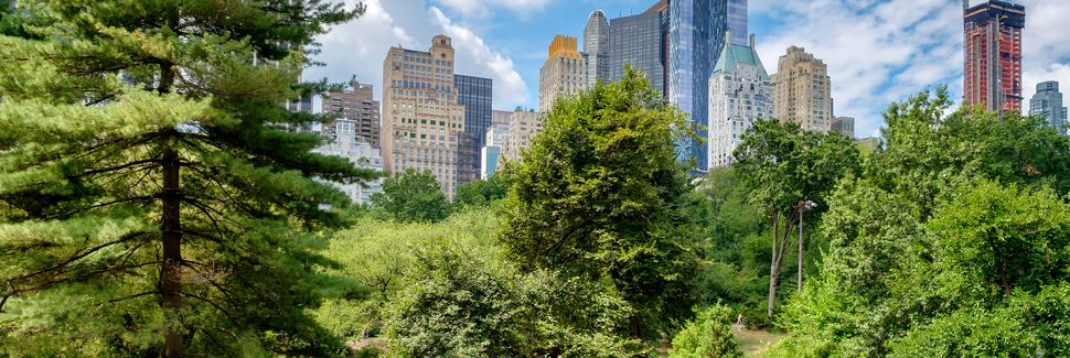 Central Park South, Nova York, Nova York, Estados Unidos